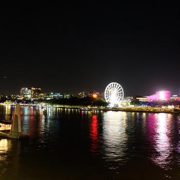 オーストラリア ブリスベンとシドニー旅行 12日間 ブリスベン観光
