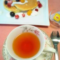 リプトンとひらめき朝食