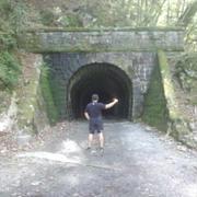 旧天城隧道なう~