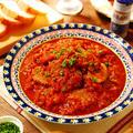 香味野菜たっぷり☆オールスパイスやハーブが香る豚ヒレ肉のトマト煮