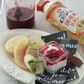 【レシピ】タカラ本みりんで作るラズベリーシロップで朝ごはん