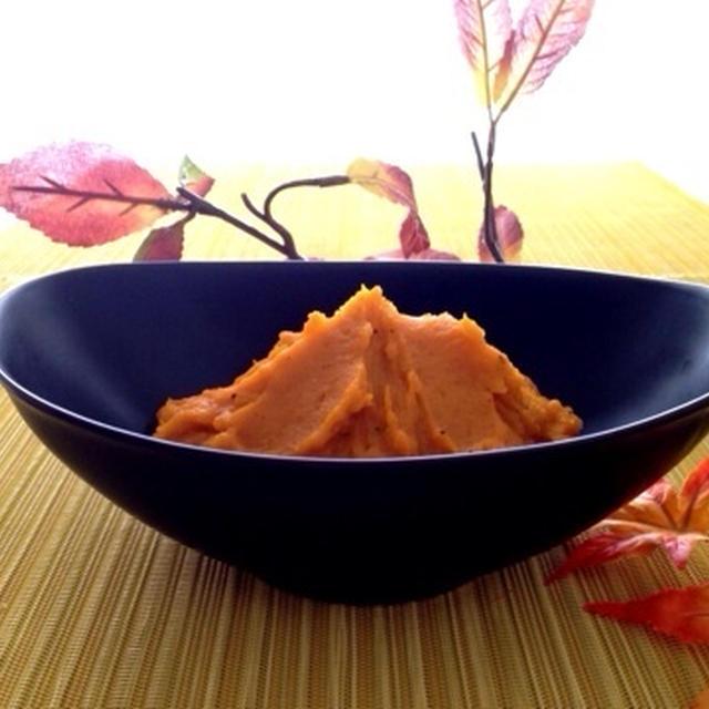もう1度見て頂きたいです!簡単☆美味しい♡『かぼちゃ餡』☆かぼちゃの美味しい時期に是非♪♪