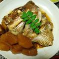 鯛の兜煮^0^ by watakoさん
