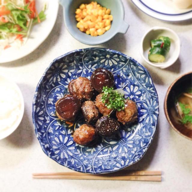 【 オーブンで作る椎茸の肉詰め ・初SUP! 】