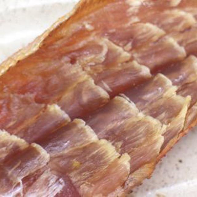 金目鯛のトバ風冷燻製