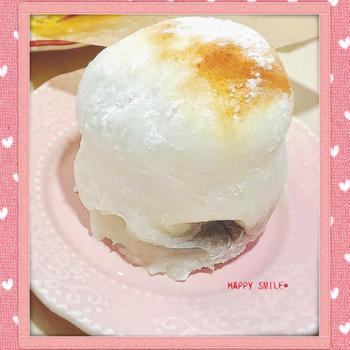 焼き餅(ヤキモチ?)