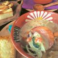 スープデリ「豆乳とマスカルポーネの具沢山SOUP」
