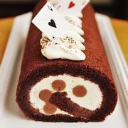 ショコラロール(ミルクチョコレートのガナッシュ入り)