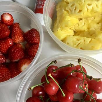 フルーツいっぱいの毎日