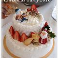 クリスマスパーティー2010 (デザート編)