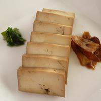 豆腐のポン酢漬け
