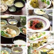 5月13日~19日のお買い物と食材別お家ごはん&お弁当仕込み。今週は洋食風が多かったです。