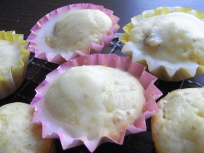 フルブラでカップケーキ