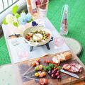 今日もワイン部連載開始! 初回は6月の雨を愉しむロゼワインとベランダピクニックテク と 撮影の翌朝の80歳父へのお弁当がかわいすぎた件 by 青山 金魚さん