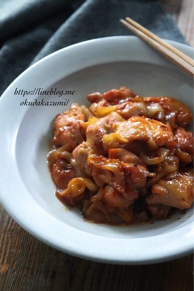 下味冷凍したら焼くだけ!【しみしみ照り焼きチキン】 #macaroni
