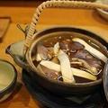 松茸とセイコ蟹