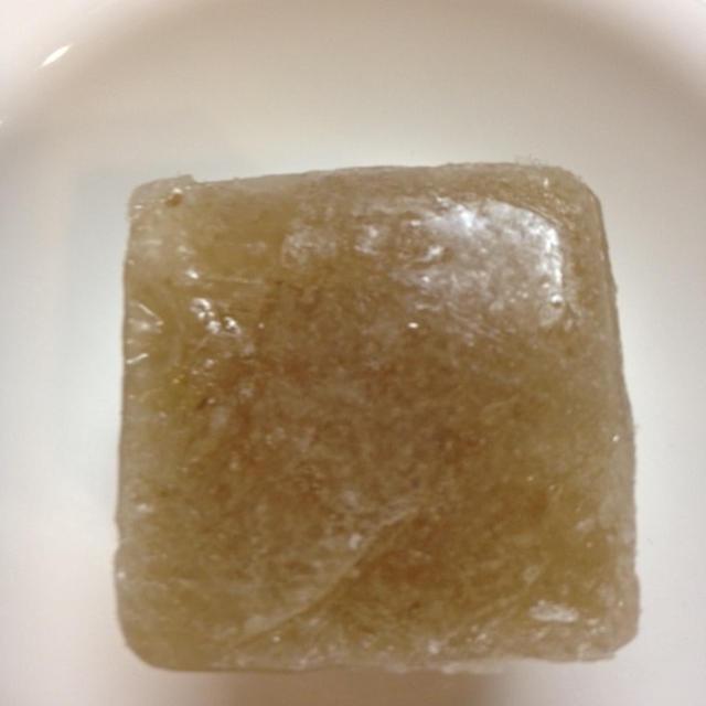 エノキ氷とササミの低温ロースト