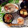 ☆ゆ〜なちん感謝&るぅさんの五目しぐれ煮&オラフ弁当☆