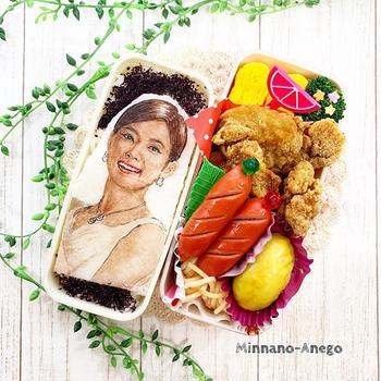 7月1日〜6日の特集 韓国女優 俳優人気ランキング弁当 試合弁当 昭和の喫茶店メニュー