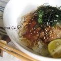 豚の生姜焼き丼*
