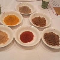 スパイスセミナーin 大阪 ハウス食品×レシピブログ  その2 MYカレー粉作り