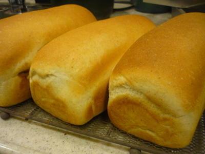 全粒粉コーヒーミニ食パン♪