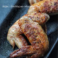 トースターで激旨!鶏手羽先のにんにく醤油焼き