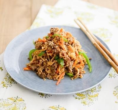 野菜たっぷり韓国料理の定番☆チャプチェと一緒に食べたいレシピ21選