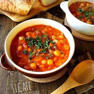 忙しい朝にピッタリ!「具だくさんスープ」で楽ちん朝食のススメ♪