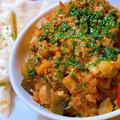 [スパイス香るトルコの土鍋料理] 〜ひよこ豆とナスのギュベッチ〜 by あてさん