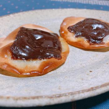 [かんたん・時短 朝食&おやつレシピ】ビビるほど楽うまチョコパリ
