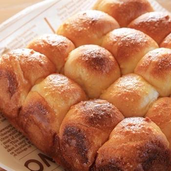 ケーキ生地をまとった*ちぎりパン*