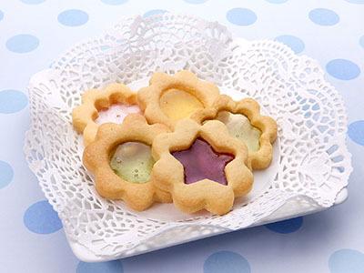 ☆ステンドグラスクッキー☆