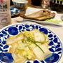 【5分副菜】白菜と牡蠣だし醤油をさっと炒めただけ