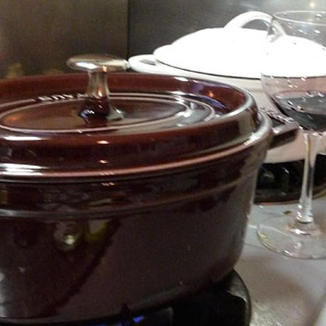 牛ほほ肉の赤ワイン煮チョコキャビア入り