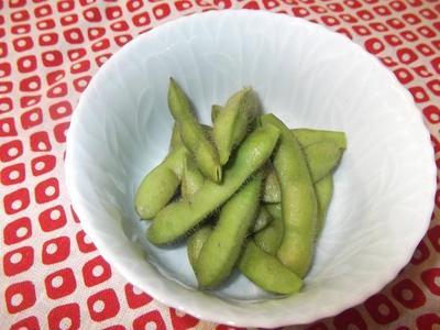 枝豆の美味しい茹で方&冷凍保存法