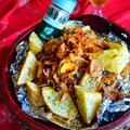 パクエビガリポテは美味しい呪文? 節約材料で味は最高!簡単! アジアンポテト - スパイス大使 - by 青山 金魚さん