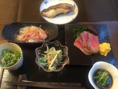 鯛のつけ焼き~レシピ~