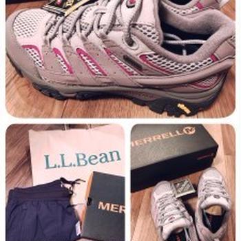 本気の山登り?!旅に向けて、人生初のトレッキングシューズをL.L.Beanにて購入