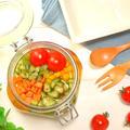 お手軽時短♪材料と漬けるだけ!ハウス スパイスクッキングde彩り野菜のピクルス -Recipe No.1627-【Japanese】