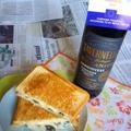 イタリアンバル:タヴェルネッロと味わう丹波篠山名産の黒枝豆Ver.3~ホットサンド編