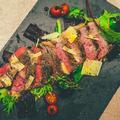 ワインがすすむ和牛のタリアータ by 低温調理器 BONIQさん