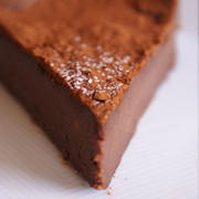 マスカルポーネのチョコチーズケーキ
