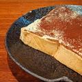 お家でカフェ気分!簡単にティラミスが味わえるトーストの作り方