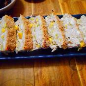 鶏と豆腐の和風ミートローフ