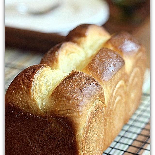 山型食パンで作るターキーサンドイッチ
