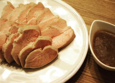 〈簡単!〉お家で作ろう♪豚もも肉のしっとりハム