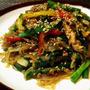 彩り野菜の簡単チャプチェ