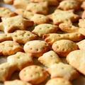 素朴なヨーグルトクッキー