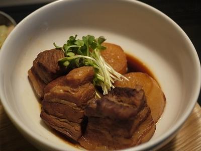 レンジで煮豚【マイヤー電子レンジ圧力鍋】